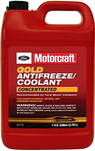 Motorcraft Anti-Freeze Concentrated